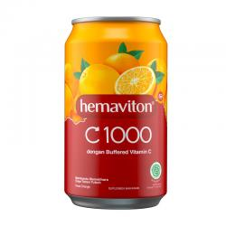 Hemaviton C1000 Orange 330ml