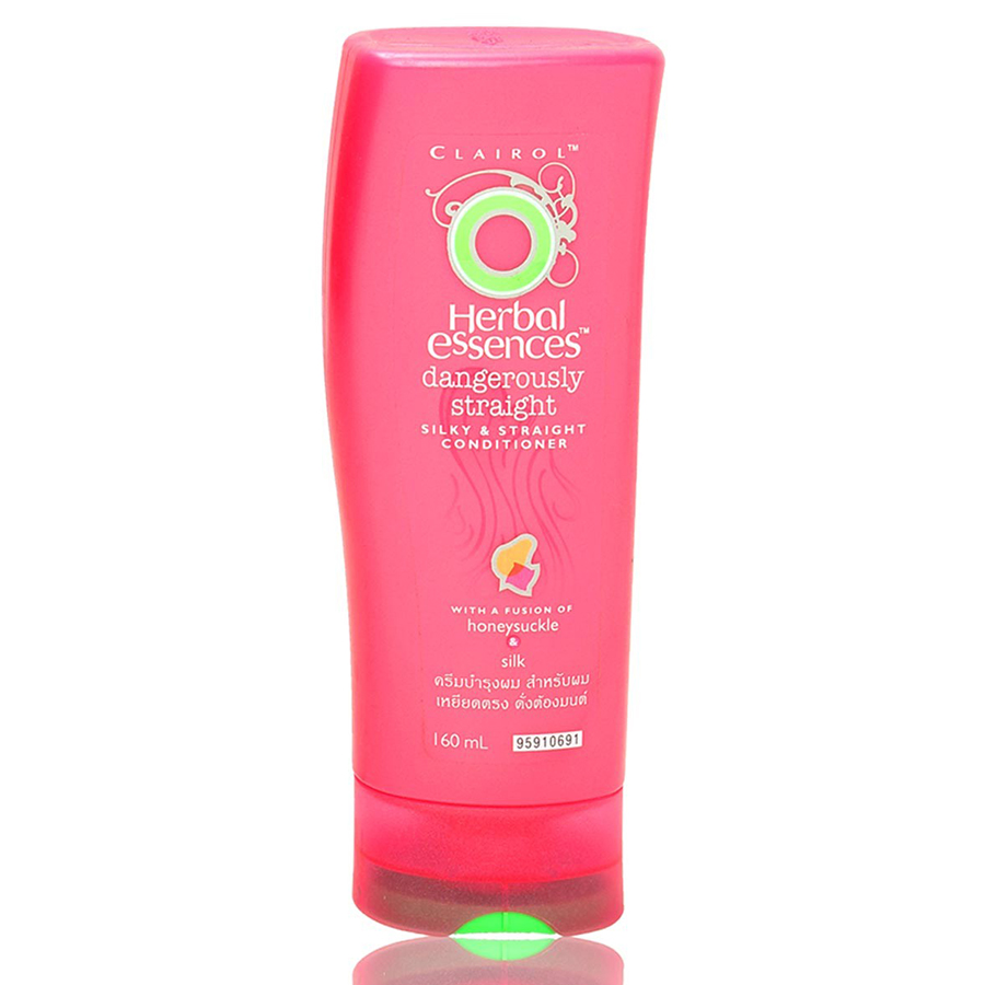 Herbal Essences Conditioner Dangerously Straight 160ml | Gogobli
