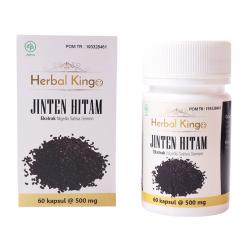 Herbal Kingo Jinten Hitam 60 Kapsul @500mg