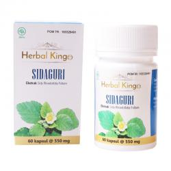 Herbal Kingo Sidaguri 60 Kapsul @550mg