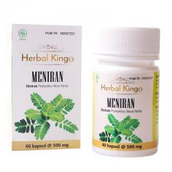 Herbal Kingo Meniran 60 Kapsul @500mg