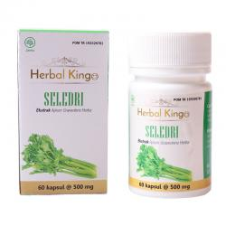 Herbal Kingo Seledri 60 Kapsul @500mg