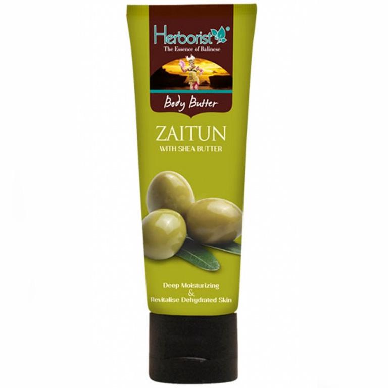 Herborist Body Butter Zaitun 80ml Gogobli