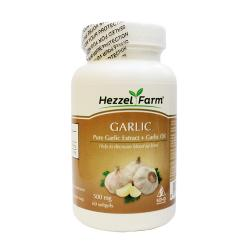 Hezzel Farm Garlic 60 Softgels