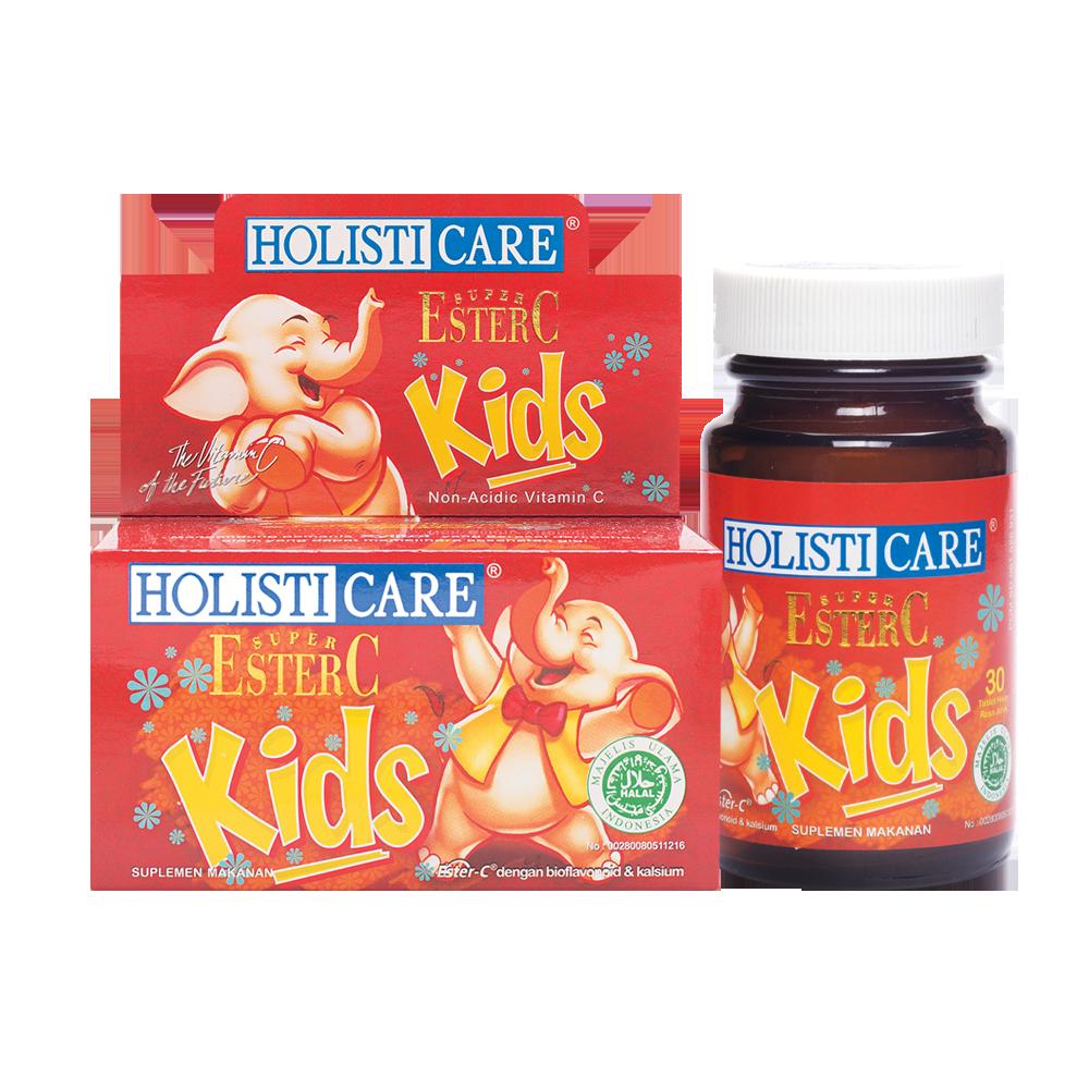 Holisticare Super Ester C 30 Tablet Kids