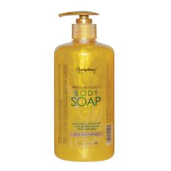 "Humphrey Glowing Gold ""Anti Aging"" Body Soap 500ml 