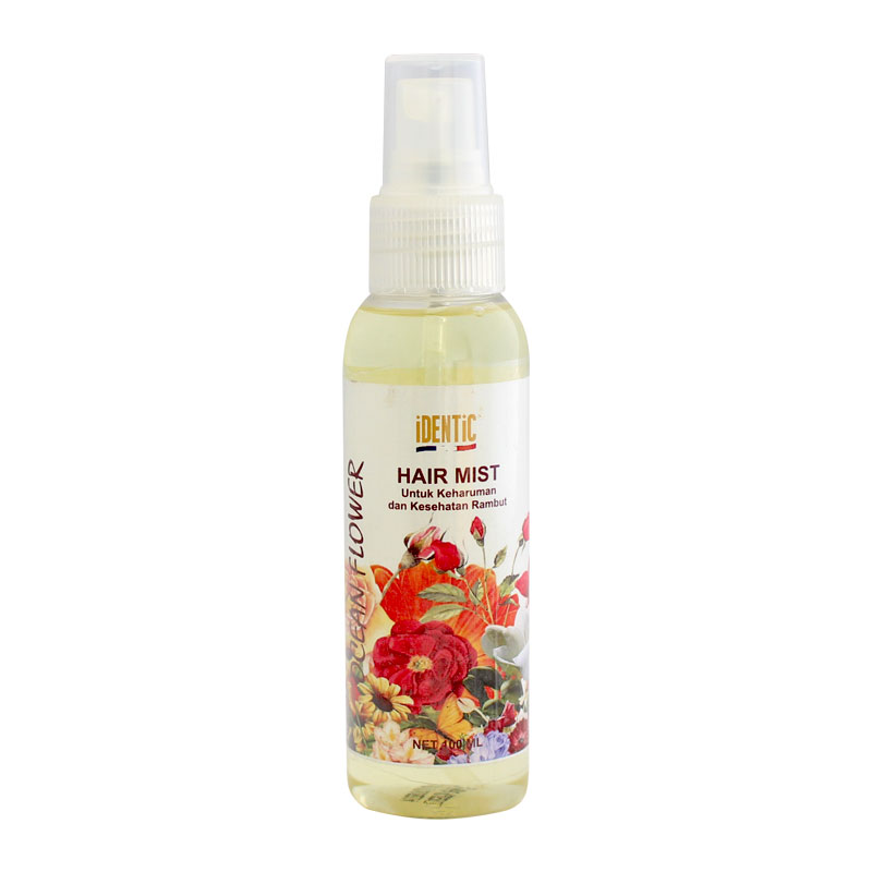 IDENTiC Hair Mist Ocean Flower 100ml | Gogobli