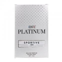 iDENTiC Eau De Parfume Platinum Men Sportive 55ml