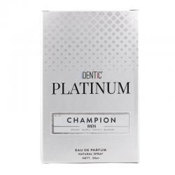 iDENTiC Eau De Parfume Platinum Men Champion 55ml