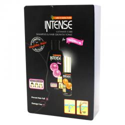 Intense Ultimate Care For Woman Twin Pack (Shampoo 200ml + Hair Tonic 35ml)