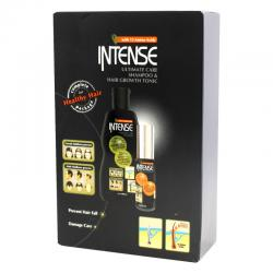Intense Ultimate Care Twin Pack (Shampoo 200ml + Hair Tonic 35ml)