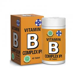 IPI Vitamin B 45 Tablet