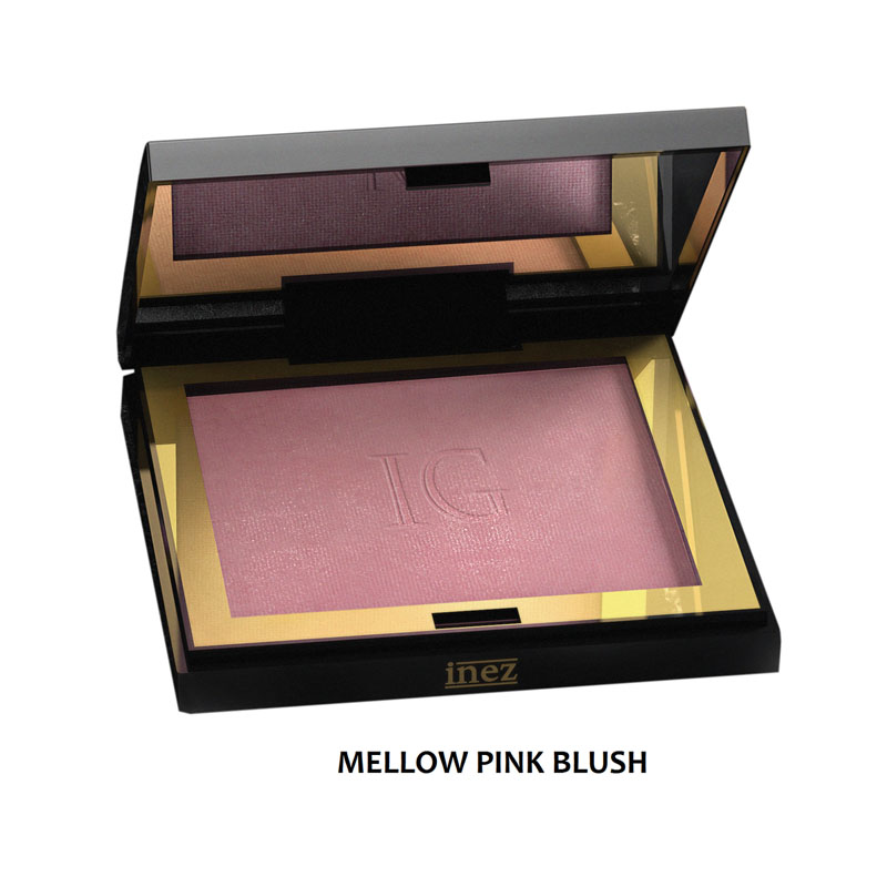 Ivan Gunawan Cheek Color Mellow Pink Blush | Gogobli