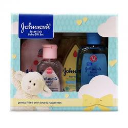 Johnsons Essential Baby Gift Set