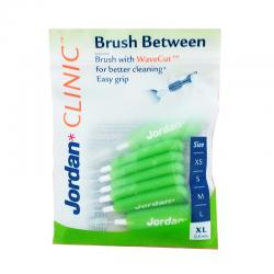 Jordan Brush Between Interdental Brush XL 10Pcs