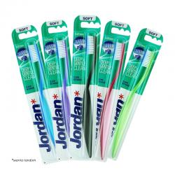 Jordan Adult Toothbrush Medium Clean Between Soft