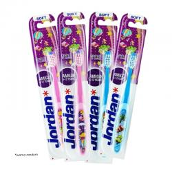 Jordan Kids Toothbrush Amigo 6-12 Years Soft