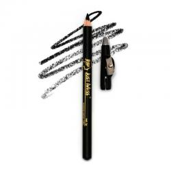 Just Miss Art Of Beauty Eyebrow Pencil 708C Black 1gr