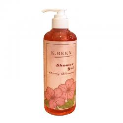 K.Reen Shower Gel Cherry Blossom 100ml