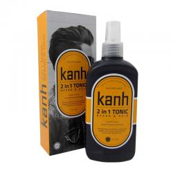 Kanh 2in1 Tonic Beard and Hair 175ml
