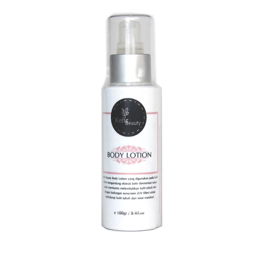 Kefir Beauty Body Lotion Gogobli Oilum Brightening Care Butter