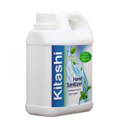 Kitashi Hand Sanitizer Green Tea 1000ml
