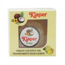 Klaper Transparant Soap Lemon 30g