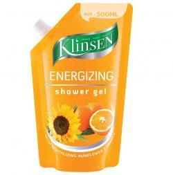 Klinsen Shower Gel Energizing 500ml