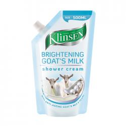 Klinsen Brightening Goats Milk 500ml