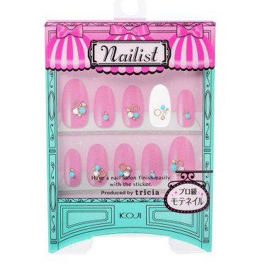 Koji Nail Stickers No.07 | Gogobli