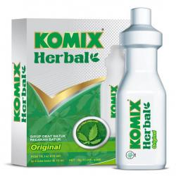Komix Herbal Original 15ml
