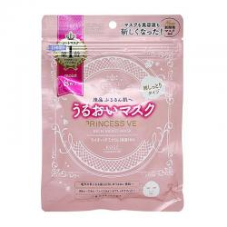 Kose Cosmeport Clear Turn Princess Veil Rich Moist Mask Pack (8 Sheet x 95ml)