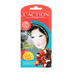 L-Action Paris Guarana Face Mask 12gr