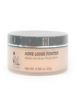 La Tulipe Acne Loose Powder Suntan 25 Gr