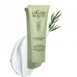 Lacure Beaute Clay Exfoliating Face Mask 50ml