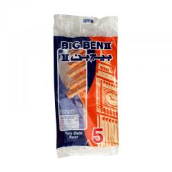 Big Ben II Disposable Razor Twin Blades 5s