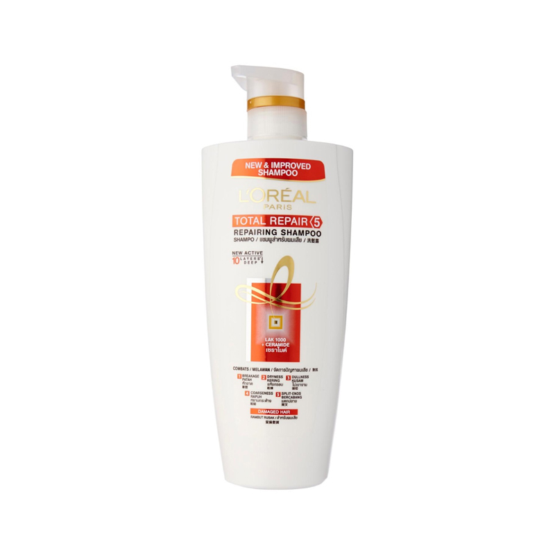 Loreal Elseve Total Repair 5 Shampoo 650ml | Gogobli