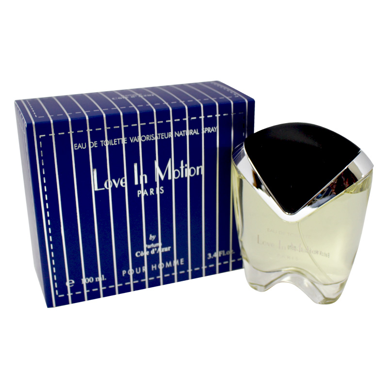 Love In Motion Classic Man 100ml