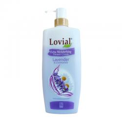 Lovial Shower Cream Lavender and Chamomile Oil 1000ml