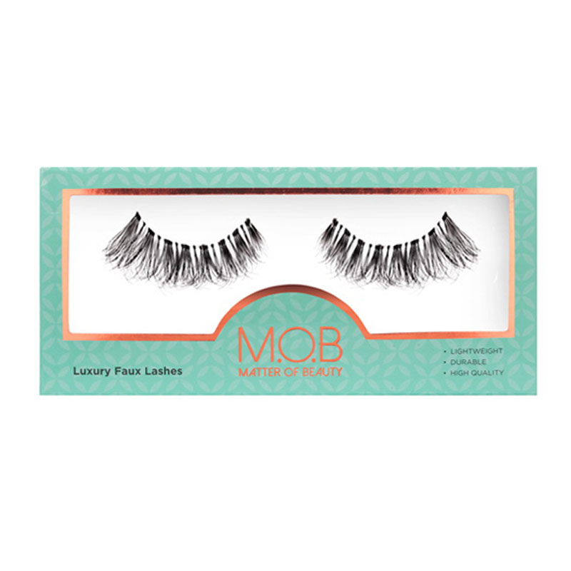 M.O.B Cosmetic Luxury Faux Lashes Glam Series Ballerina | Gogobli