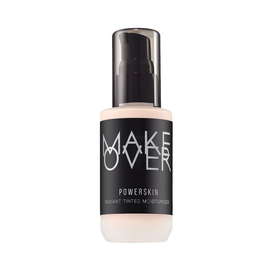 Make Over Powerskin Radiant Tinted Moisturizer 10 Light 40ml | Gogobli