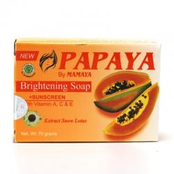 Mamaya Papaya Brightening Soap 135gr
