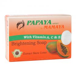 Mamaya Papaya Brightening Soap 70gr