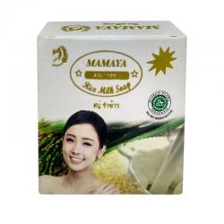 Mamaya Rice Milk Soap 60gr