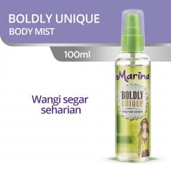 Marina Body Mist Cologne Green Boldly Unique 100ml