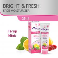 Marina Facial Moisturizer UV White Bright and Fresh 25ml