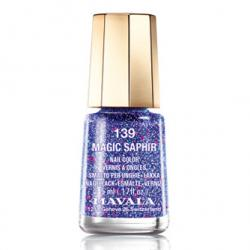 Mavala Magic Stardust Coll Nail Polish Magic Saphir | Gogobli.com