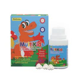 Max Growing Multikids 15 Tablets