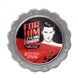 Miranda Pomade Super Strong Hold and Shine