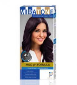 Miratone Conditioning Cream Color 4VI Violet Gogobli b9aac666ac